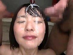 Japanese bukkake queen