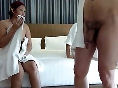 Couple share asian hooker for swing asia nasty part 1