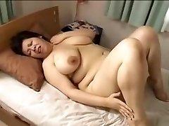 Japan velika lijepa žena, mama