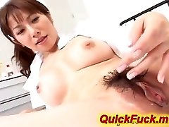 hot nurse porked by therapist