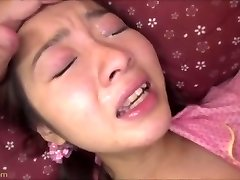Compilation of Asian Daughters Fucked in Family