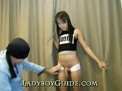 泰国变性人超大的阴茎