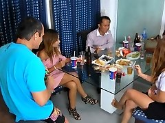 Thai Party Girls with booze(Fresh on Aug 1, 2016)