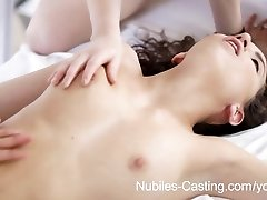 School freshman Belle Knox dukes it out with a gigantic cock
