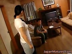 Ultra-kinky japanese mature babes sucking part4
