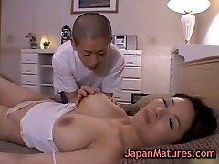 Mature bigtit miki sato fapping