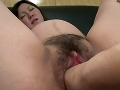 Asian Huge Slit Fisting
