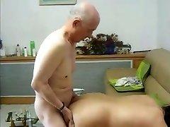 Plumbing Friend 's Asian Granny