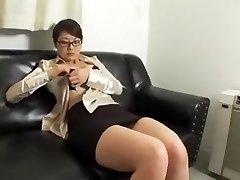 Outstanding homemade Big Boobs, Secretary sex clip