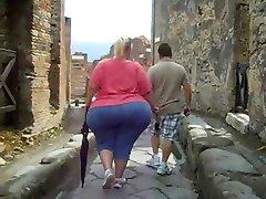 Huge Ass Walking
