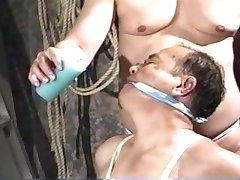 宝ビデオ-中年捕縛