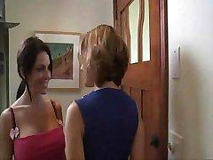 Young Girl At Visit