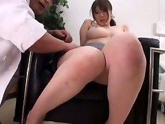 Insane Asian girl Momoka Nishina in Fabulous Medical JAV movie