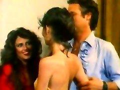 Hot looking femmes enjoy a 3some