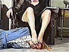 विंटेज पैर देवी
