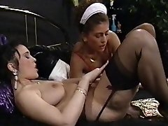 A superb Maid meets her Mistress Lesbo Cravings