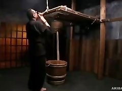 Asian Maiden Torment in Old World Japan