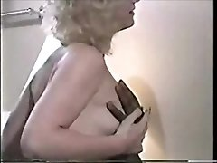 Retro hotwife video wifey and two BBC