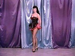Vintage Στρίπερ Ταινία - Β Σελίδα Teaserama δύο βίντεο