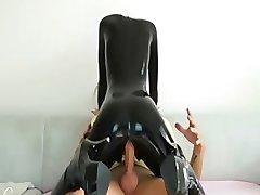 Latex Catsuit 4