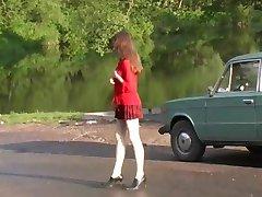 Russian Teen Svetlana Belochkina,By Blondelover.