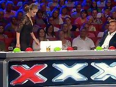 Aussie Twerk Team in german Tv Show (Das Supertalent)