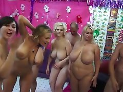 Big Boobs Women Orgy - they make men mad