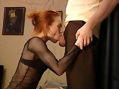 Galina intensiven blowjob