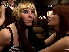 CAUTION: EXTREME FEMDOM HUMILIATION! Live Sissy/Bisexual humiliation