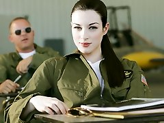 Stoya & Mick Blue  in Top Guns, Gig 2