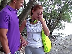 Minnie Manga in Recruiting a Super-sexy European Girl - PublicPickups