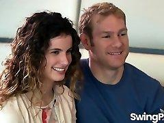 Swinger par som går galet i dokusåpa