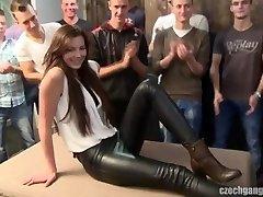 Czech Group Sex 18 Katerina