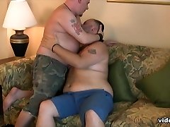 Southern Wolf and Cubby Cox - BearFilms