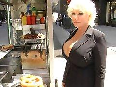 Hot busty MILF 05