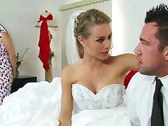 szép menyasszony