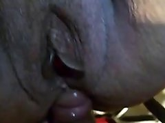 anal with latin granny