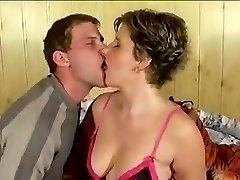 Grande amador de cum beijo