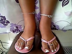 teen indian feet 4