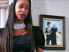 Man Has To Fuck Sexy Maid First