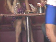 Darts Bar show cock(censored)