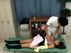 Hidden Voyeur Cam at School Doctor