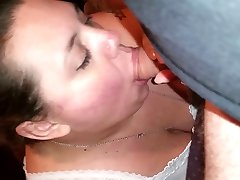 bbw smoking blowjob