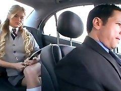 미국인 여학생의 사기꾼 그녀의 여자친구와 함께 러시아어