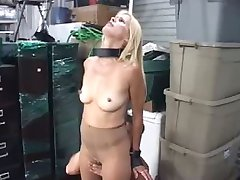 Payton Leigh Bound and Fucked in Pantyhose!