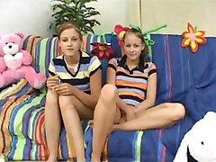 Twin Teen Babysitters Earn A Bonus