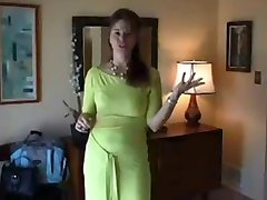 Alluring Cougar! (Sarah Palin Look-Alike)
