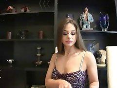Couple fucks the maid