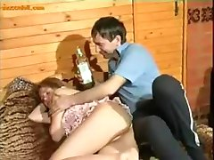 You Stink Of Vodka Daddy !