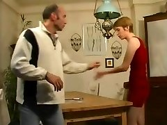 stepdaughter Helps stepfather Forget About His Pornography Mag !